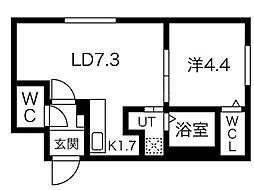 桑園駅 4.9万円