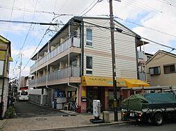 兵庫県尼崎市崇徳院3丁目の賃貸マンションの外観