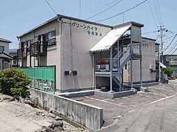 佐賀県佐賀市多布施1丁目の賃貸アパートの外観
