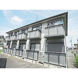 奈良県奈良市古市町の賃貸アパートの外観