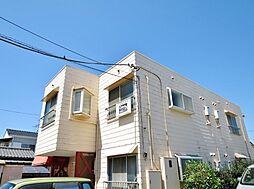 木谷コーポ[2階]の外観