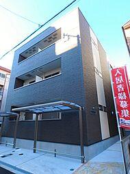 [一戸建] 大阪府大阪市住吉区山之内3 の賃貸【/】の外観