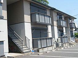 ヴェルドミールC[1階]の外観