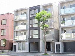 aoakua(アオアクア)東札幌[2階]の外観