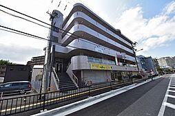 大阪府吹田市山田西3丁目の賃貸マンションの外観