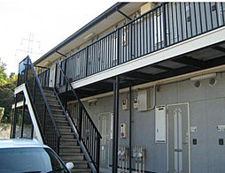 神奈川県横浜市緑区長津田町の賃貸アパートの外観