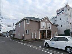 和歌山県和歌山市園部の賃貸アパートの外観