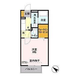 入曽駅 5.3万円