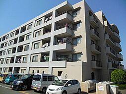 京都府京都市西京区樫原芋峠の賃貸マンションの外観