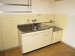 コーポアジマのキッチン
