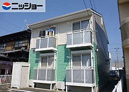 野田ハイツ[1階]の外観