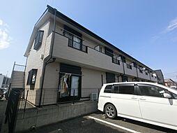 JR成田線 成田駅 バス20分 セントアンナ在宅介護支援センター入口下車 徒歩2分の賃貸アパート