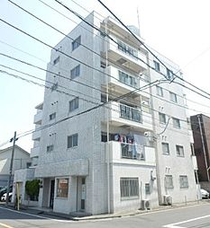 埼玉県川口市西川口4の賃貸マンションの外観