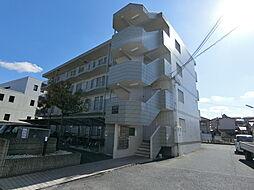 大阪府藤井寺市藤ケ丘3丁目の賃貸マンションの外観