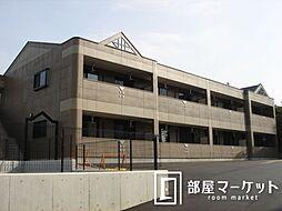 愛知県豊田市緑ケ丘2丁目の賃貸アパートの外観