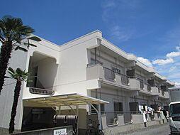 ルミエール本宿四番館[2階]の外観