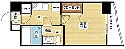 セレニテ新大阪カルム[6階]の間取り