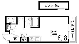 春日野道駅 4.9万円