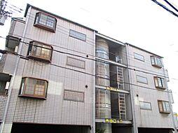 大阪府寝屋川市上神田2丁目の賃貸マンションの外観