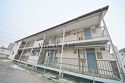 埼玉県坂戸市三光町の賃貸アパートの外観