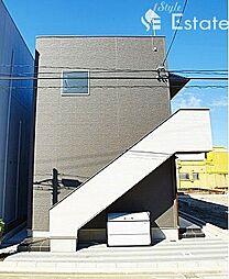 愛知県名古屋市南区道徳新町3丁目の賃貸アパートの外観