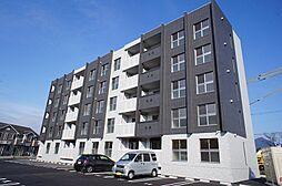 福岡県糟屋郡志免町向ヶ丘2丁目の賃貸マンションの外観