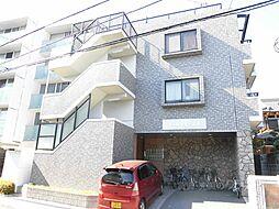 大阪府豊中市庄内東町3の賃貸マンションの外観