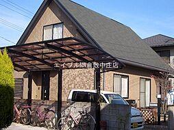 [タウンハウス] 岡山県倉敷市福島 の賃貸【/】の外観