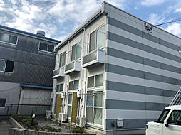JR阪和線 東岸和田駅 徒歩9分の賃貸アパート