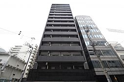 LAV心斎橋WEST[7階]の外観