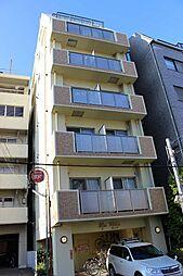 兵庫県西宮市馬場町の賃貸マンションの外観写真
