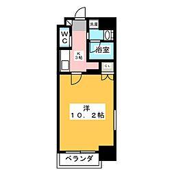 Plan Baim[9階]の間取り