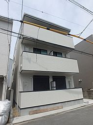 セントレジス新大阪III[1階]の外観