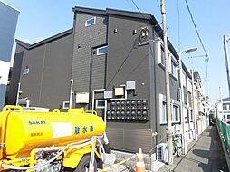 Ohmori Apartment[203号室]の外観