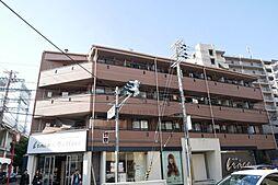 ヤノステーションガーデン[4階]の外観