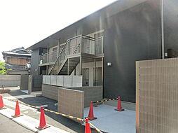 ペルラ穂積[2階]の外観