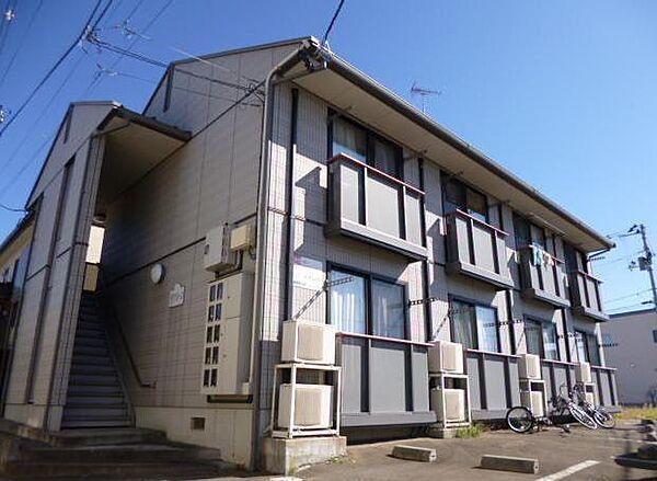 ディアソレイユ 2階の賃貸【秋田県 / 秋田市】