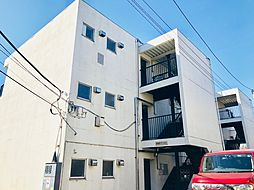 栄里第一マンション[201号室]の外観