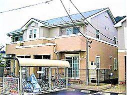 埼玉県さいたま市岩槻区太田2丁目の賃貸アパートの外観
