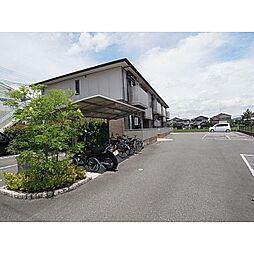 奈良県香芝市尼寺の賃貸アパートの外観