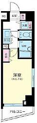 フェニックス永福町弐番館[3階]の間取り