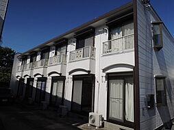 ベルゾーネ田村C[2階]の外観