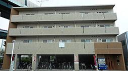 アクセス門真南[4階]の外観