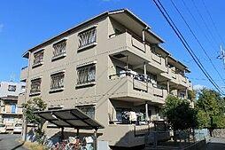 サンパティオA棟[3階]の外観