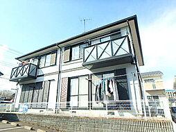 神奈川県座間市緑ケ丘1丁目の賃貸アパートの外観