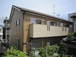 埼玉県さいたま市浦和区領家6丁目の賃貸アパートの外観