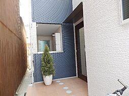 愛知県名古屋市北区山田2丁目の賃貸アパートの外観
