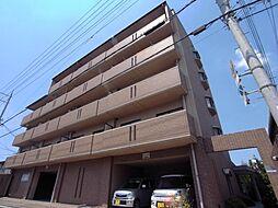 ドミール東鴻池[2階]の外観
