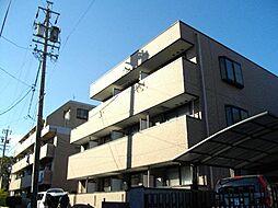 グランドシャトーK1[3階]の外観