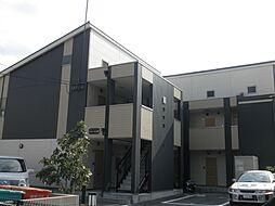 フジパレス デルフィ鳳南[2階]の外観